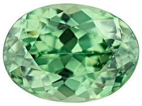 Demantoid Garnet Green Dragon Mine 1.23ct 8.5x7.5mm Oval