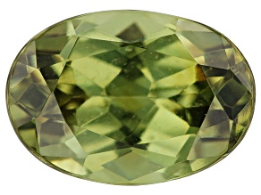 Demantoid Garnet Green Dragon Mine 0.75ct 6.6x4.7mm Oval