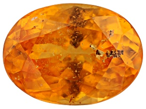 Spessartite Garnet 8x6mm Oval 1.68ct