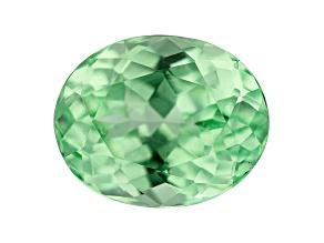 Mint Grossular Garnet 3.56ct 10x8mm Oval