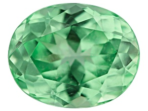 Mint Grossular Garnet 3.54ct 10x8mm Oval
