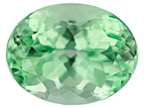 Mint Grossular Garnet 2.54ct 9x7mm Oval