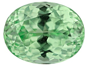 Mint Grossular Garnet 2.13ct 8.4x6.5mm Oval