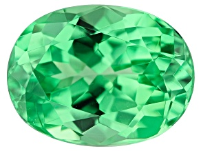 Mint Grossular Garnet 1.61ct 8x6mm Oval