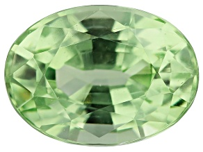 Mint Grossular Garnet 1.00ct 7x5mm Oval