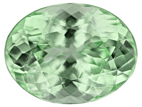 Mint Grossular Garnet 1.55ct 8x6mm Oval