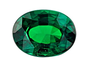 Tsavorite Garnet 1.62ct 8x6mm Oval