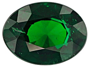 Tsavorite Garnet 1.57ct 8x6mm Oval