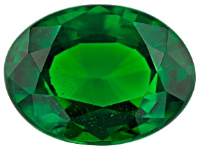 Tsavorite Garnet 1.56ct 8x6mm Oval
