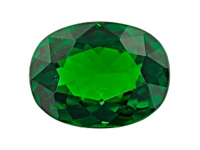 Tsavorite Garnet 1.55ct 8.5x6.5mm Oval