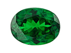 Tsavorite Garnet 1.47ct 8x6mm Oval