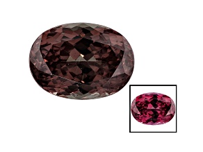 Color Change Garnet 4.52ct 11x8mm Oval