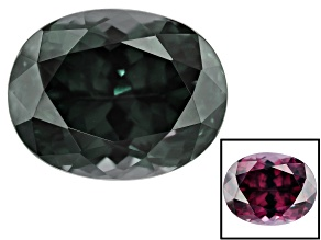 Color Change Garnet 3.57ct 9.3x7.3mm Oval