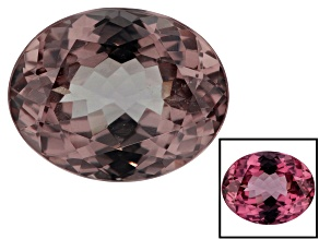 Garnet Color Change 10x8mm Oval 3.38ct