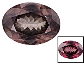 Garnet Color Change 9.5x7mm Oval 3.10ct