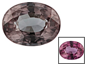Garnet Color Change 8x6mm Oval 1.72ct