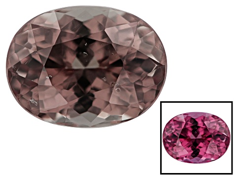 Garnet Color Change 8x6mm Oval 1.96ct