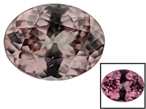 Garnet Color Change 8.4x6.5mm Oval 1.73ct