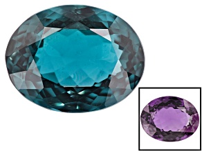 Blue Color Change Garnet 2.37ct 9x7mm Oval