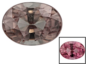 Color Change Garnet 1.25ct 7x5mm Oval