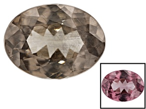 Garnet Color Change 8x6mm Oval 1.34ct
