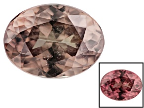 Mpito Color Change Garnet 1.17ct 7.1x5.3mm Oval