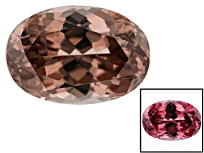 5.00ct CC Garnet 12x8.3mm Oval