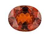 5.35ct Hessonite Garnet 12.5x10mm Oval