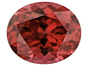 6.25ct Raspberry Rhodolite Garnet 12x10mm Oval
