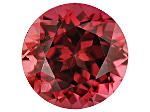 8.54ct Raspberry Rhodolite Garnet 12mm Round