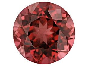 6.45ct Raspberry Rhodolite Garnet 11mm Round