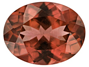 Rhodolite Garnet 13x10mm Oval 5.45ct