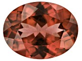 5.45ct Rhodolite Garnet 13x10mm Oval
