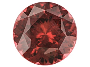 5.82ct Raspberry Rhodolite Garnet 11.3mm Round