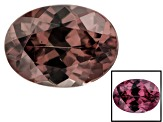 Garnet Color Shift 8x6mm Oval 1.50ct