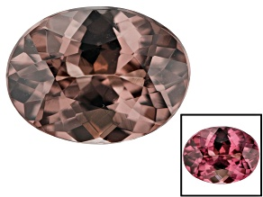 Garnet Color Shift 7.5x5.5mm Oval 1.00ct