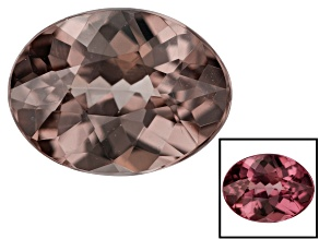 Garnet Color Shift Oval 0.80ct