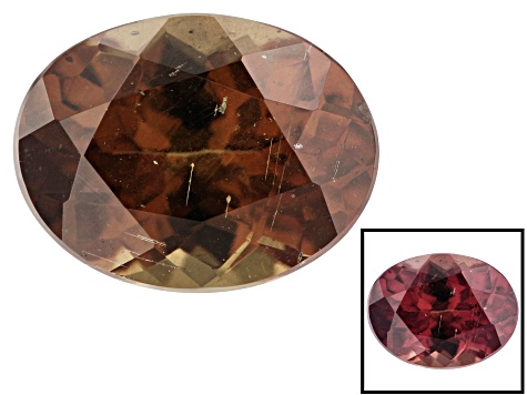 Garnet Color Shift 8.5x6.5mm Oval 1.79ct