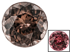 0.75ct min wt. Masasi Bordeaux Garnet ™ Color Shift Varies mm Round
