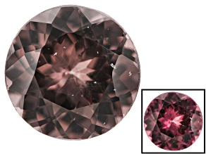 1.15ct min wt. Masasi Bordeaux Garnet ™ Color Shift 6.3mm Round