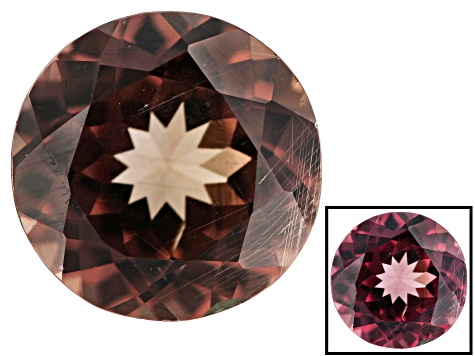 1.61ct Masasi Bordeaux Garnet ™ Color Shift 7mm Round