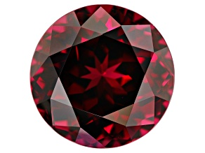 11.05ct Raspberry Rhodolite 13mm Round