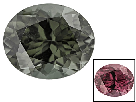 1.40ct min wt. Mpito Color Change Garnet Varies mm Oval