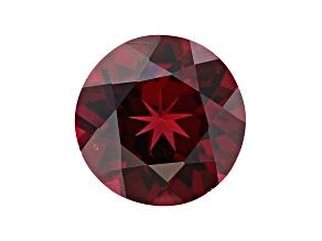 Rhodolite Garnet 10mm Round 3.90ct