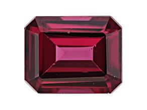 Rhodolite Garnet 10x8mm Emerald Cut 4.00ct