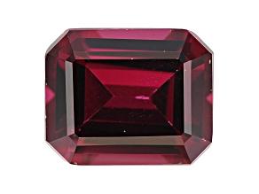 Rhodolite Garnet 11x9mm Emerald Cut 5.00ct