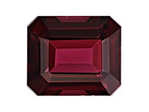 Rhodolite Garnet 13x11mm Emerald Cut 10.50ct