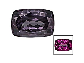 Garnet Color Shift 10.9x7.27x4.89mm Rectangular Cushion 3.88ct