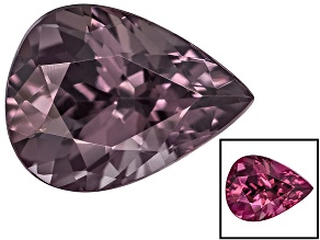 Blue Garnet Color Change 8.8x6.7mm Pear Shape 1.82ct