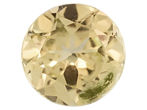 Canary Yellow Garnet 5mm Round 0.40ct